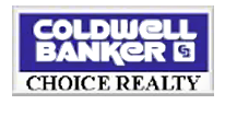 Coldwell Banker Choice Realty, Logo